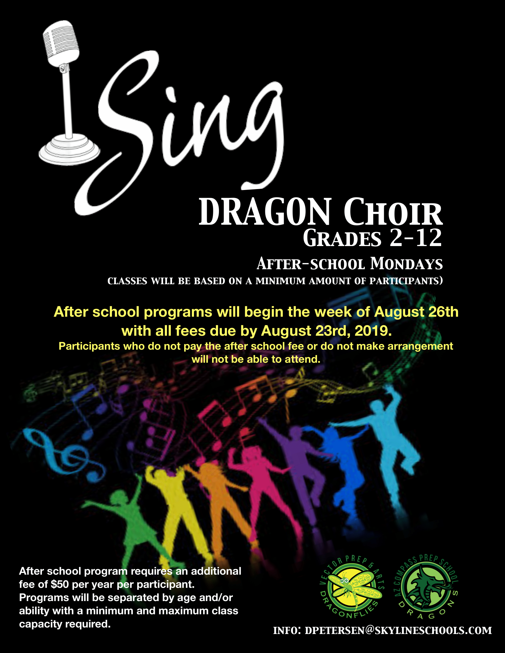 sing dragon choir