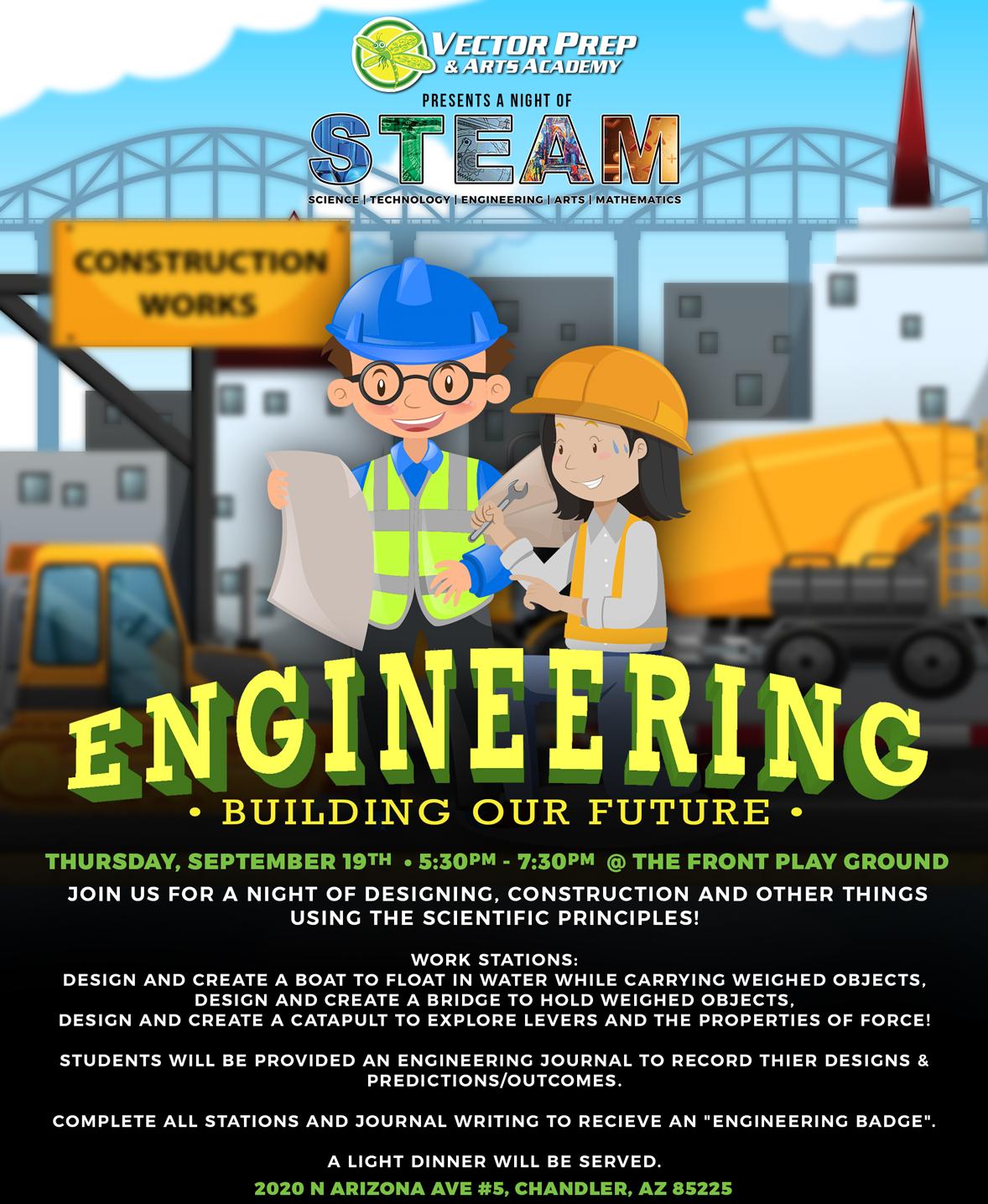 steam engineering event