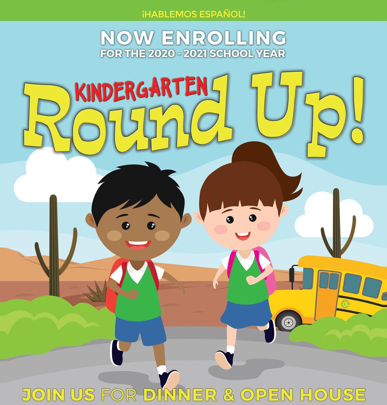 kindergarten round up picture